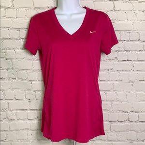 Nike Dri-Fit Women's Small Short Sleeve Shirt